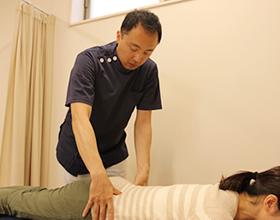 頭痛は深層筋に効く手技で痛みを取る